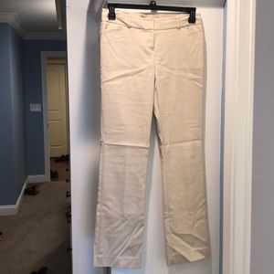 The limited drew fit tan dress pants